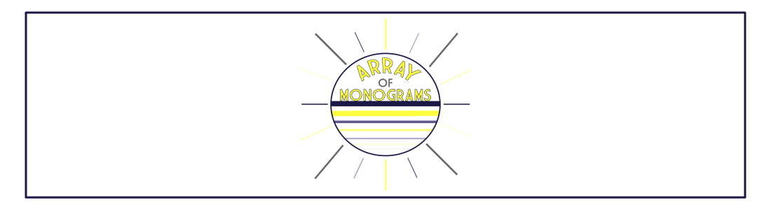 Array of Monograms
